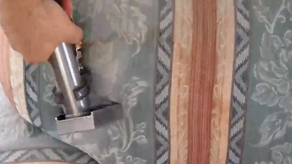 Upholstered Sofa Cleaning